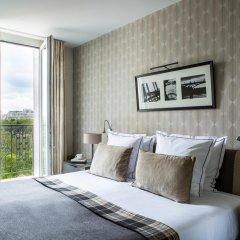 Hotel Aiglon 4* Семейный люкс с двуспальной кроватью