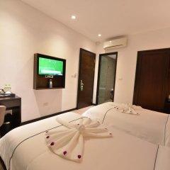 Hanoi Emerald Waters Hotel Trendy 3* Номер Делюкс с различными типами кроватей фото 11