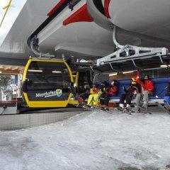 Отель Alpinschlossl городской автобус