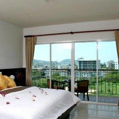 Отель Apk Resort Патонг комната для гостей фото 3