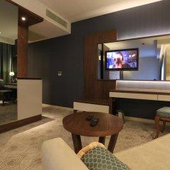 Отель Hassuites Muğla Полулюкс разные типы кроватей фото 3