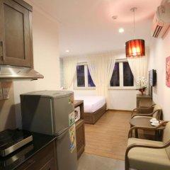 Апартаменты Song Hung Apartments Студия с различными типами кроватей фото 26