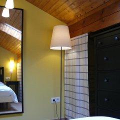 Отель Apartamentos Playa Galizano Рибамонтан-аль-Мар сейф в номере