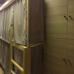 Хостел Плед на Павелецкой Кровать в общем номере с двухъярусной кроватью фото 3