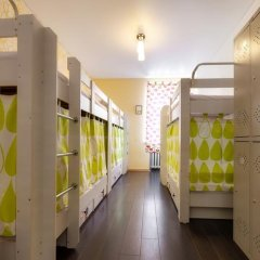 Хостел Иж Кровать в общем номере с двухъярусной кроватью фото 14