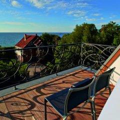Гостиница СПА Зеленоградск балкон