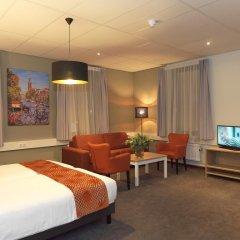 Amsterdam Teleport Hotel 3* Студия с различными типами кроватей фото 5