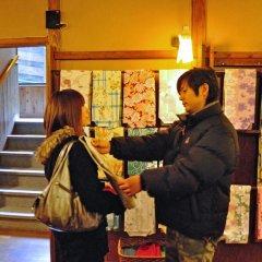 Отель Hot Spring Inn Banya Хидзи интерьер отеля фото 3