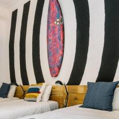 Отель Off Beat Guesthouse 2* Стандартный номер с различными типами кроватей (общая ванная комната) фото 6