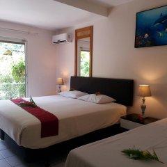 Hotel Hibiscus 3* Стандартный номер с различными типами кроватей