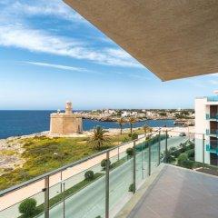 Отель Apartotel Ferrer Skyline Испания, Сьюдадела - отзывы, цены и фото номеров - забронировать отель Apartotel Ferrer Skyline онлайн балкон
