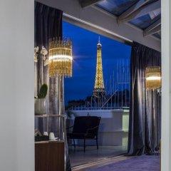 Hotel de Sers-Paris Champs Elysees 5* Улучшенный номер с различными типами кроватей фото 19