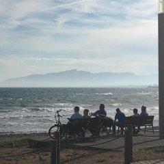 Отель Costa Verde пляж