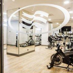 Отель Crowne Plaza Porto фитнесс-зал