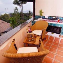 Отель Mangosteen Ayurveda & Wellness Resort 4* Семейный люкс с двуспальной кроватью