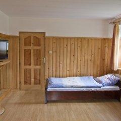 Отель Zakątek Pod Smrekami Стандартный номер фото 5