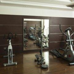 Отель Chik-Chik Lubango фитнесс-зал