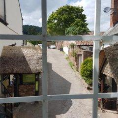 Dunster Castle Hotel балкон