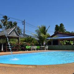 Отель Moon House Bungalows бассейн фото 2