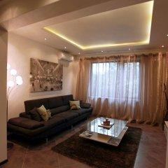 Отель Brown Cottage Apartment Болгария, София - отзывы, цены и фото номеров - забронировать отель Brown Cottage Apartment онлайн комната для гостей фото 2