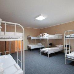 Хостел Зебра Кровать в общем номере двухъярусные кровати фото 10