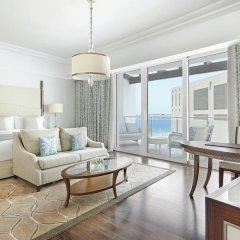 Отель Waldorf Astoria Dubai Palm Jumeirah 5* Улучшенный номер с различными типами кроватей фото 3