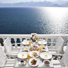 La Boutique Hotel Antalya-Adults Only Турция, Анталья - 10 отзывов об отеле, цены и фото номеров - забронировать отель La Boutique Hotel Antalya-Adults Only онлайн питание