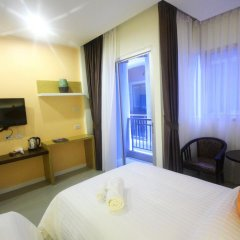 Отель Breezotel Стандартный номер с 2 отдельными кроватями фото 3