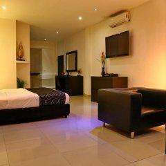 Отель East Suites Представительский люкс с различными типами кроватей фото 4