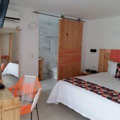 Отель Clarum 101 4* Номер Делюкс с различными типами кроватей фото 5
