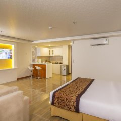 Paris Nha Trang Hotel 3* Апартаменты с различными типами кроватей фото 3