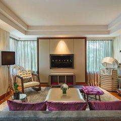 Отель Sofitel Singapore Sentosa Resort & Spa 5* Президентский люкс с различными типами кроватей фото 10