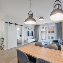 Отель Apartinfo Szafarnia Apartments Польша, Гданьск - отзывы, цены и фото номеров - забронировать отель Apartinfo Szafarnia Apartments онлайн комната для гостей фото 4