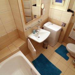 Апартаменты Abt Apartments Budapest Molnar Будапешт ванная