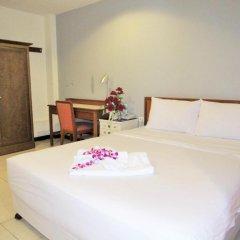 Отель JL Bangkok 3* Улучшенный номер с различными типами кроватей фото 9