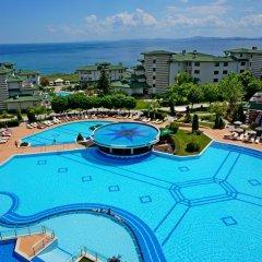 Отель GT Emerald Resort & SPA Apartments Болгария, Равда - отзывы, цены и фото номеров - забронировать отель GT Emerald Resort & SPA Apartments онлайн бассейн фото 2