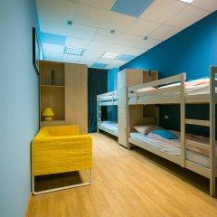Хостел Hello Кровать в общем номере с двухъярусной кроватью фото 4