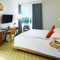 Отель The Confidante - in the Unbound Collection by Hyatt 4* Стандартный номер с различными типами кроватей