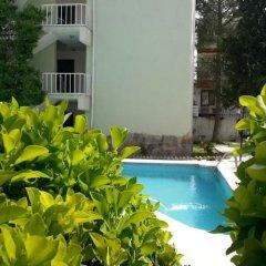Traverten Thermal Hotel Турция, Памуккале - отзывы, цены и фото номеров - забронировать отель Traverten Thermal Hotel онлайн бассейн