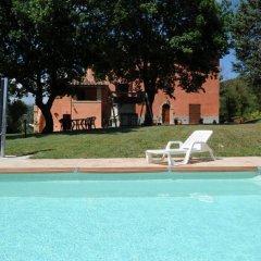 Отель La Carpinella Монтоне бассейн фото 2