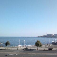 Hotel Coruña Mar пляж