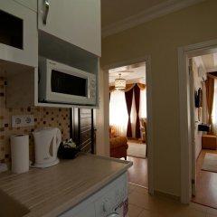 Отель Blue Mosque Suites Улучшенные апартаменты фото 12