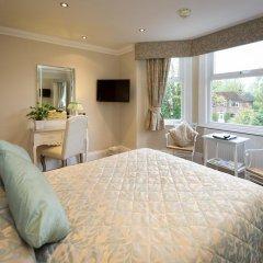 Lennox Lea Hotel, Studios & Apartments Студия Делюкс с различными типами кроватей фото 16