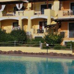 Отель La Ferula Blu Италия, Кастельсардо - отзывы, цены и фото номеров - забронировать отель La Ferula Blu онлайн бассейн фото 2