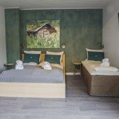 Lillehammer Turistsenter Budget Hotel 3* Апартаменты с различными типами кроватей фото 3