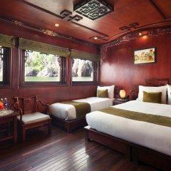 Отель Halong Royal Palace Cruise 3* Бунгало Делюкс с различными типами кроватей фото 4