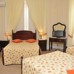 Отель Pensão Londres 2* Стандартный номер с различными типами кроватей фото 9