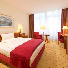 Hotel Steglitz International 4* Стандартный номер с двуспальной кроватью