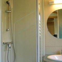 Отель Camping L´amuravela Кудильеро ванная