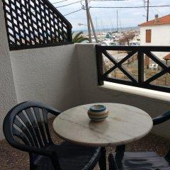 Отель Marina Hotel Греция, Ситония - отзывы, цены и фото номеров - забронировать отель Marina Hotel онлайн балкон